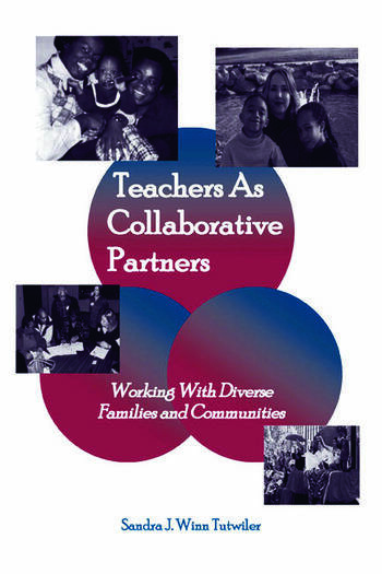 Teachers as Collaborative Partners Working With Diverse Families and Communities book cover