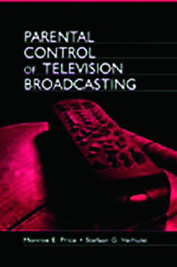 Parental Control of Television Broadcasting book cover