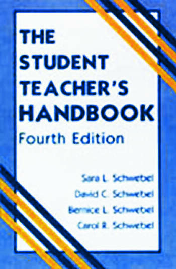 The Student Teacher's Handbook book cover