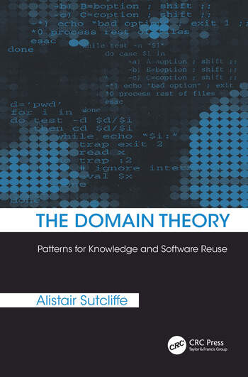 The Domain Theory Patterns for Knowledge and Software Reuse book cover