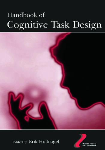 Handbook of Cognitive Task Design book cover