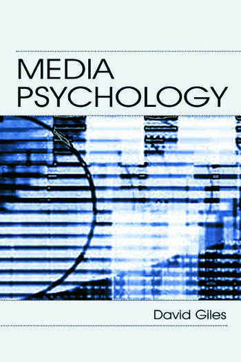 Media Psychology book cover