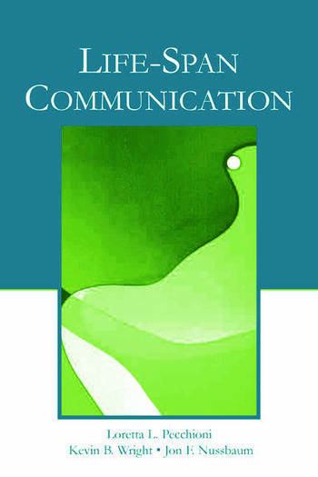 Life-Span Communication book cover