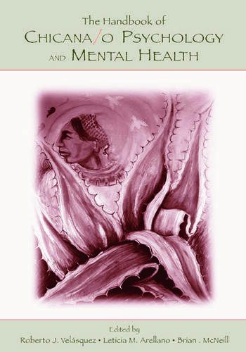 The Handbook of Chicana/o Psychology and Mental Health book cover