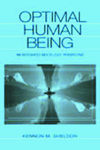Optimal Human Being An Integrated Multi-level Perspective book cover