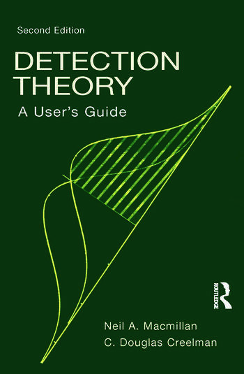 Detection Theory A User's Guide book cover