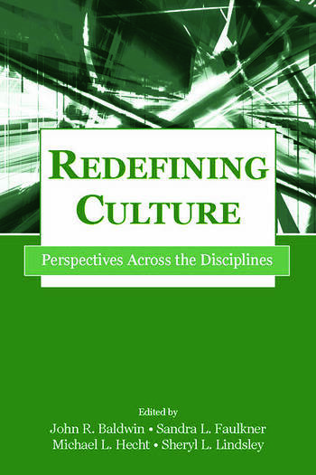 Redefining Culture Perspectives Across the Disciplines book cover