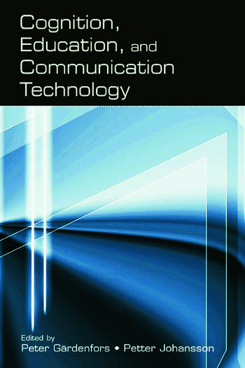 Cognition, Education, and Communication Technology book cover