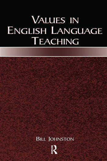 Values in English Language Teaching book cover