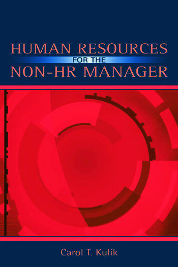 Human Resources for the Non-HR Manager book cover