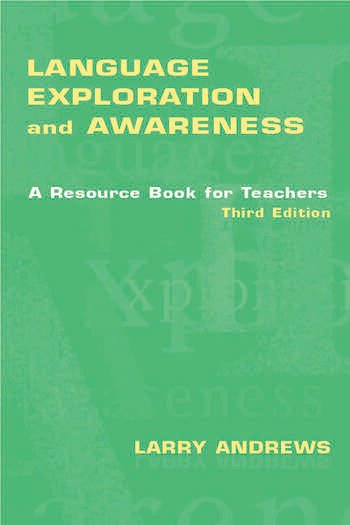 Language Exploration and Awareness A Resource Book for Teachers book cover