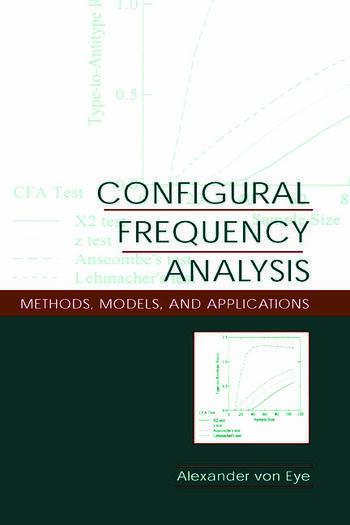 Configural Frequency Analysis Methods, Models, and Applications book cover