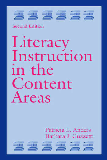 Literacy Instruction in the Content Areas book cover