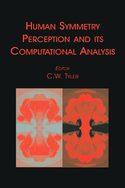 Human Symmetry Perception and Its Computational Analysis book cover