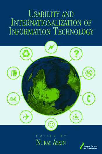 Usability and Internationalization of Information Technology book cover