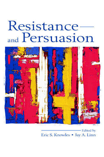 Resistance and Persuasion book cover