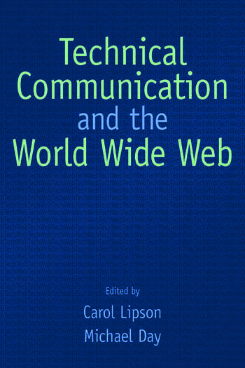 Technical Communication and the World Wide Web book cover