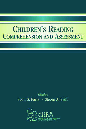 Children's Reading Comprehension and Assessment book cover