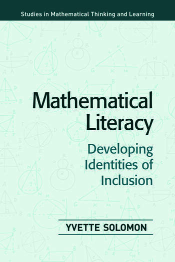 Mathematical Literacy Developing Identities of Inclusion book cover