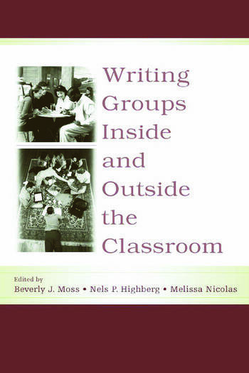 Writing Groups Inside and Outside the Classroom book cover