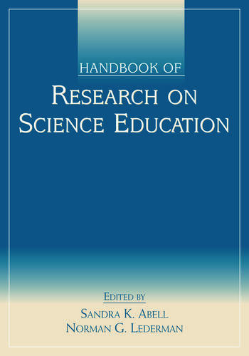 Handbook of Research on Science Education book cover