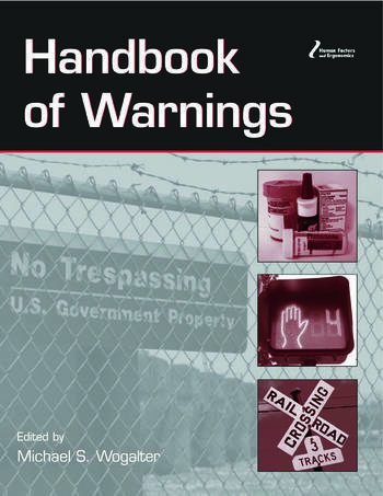Handbook of Warnings book cover
