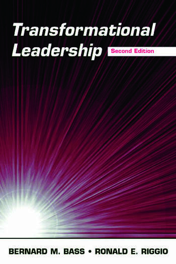 Transformational Leadership book cover