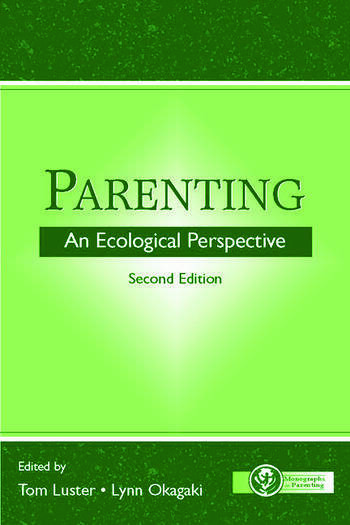 Parenting An Ecological Perspective book cover