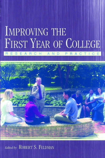 Improving the First Year of College Research and Practice book cover