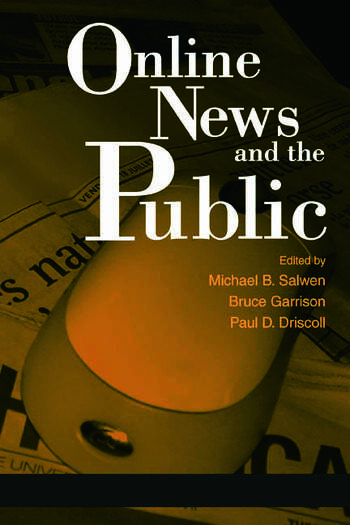 Online News and the Public book cover