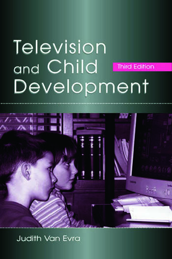 Television and Child Development book cover