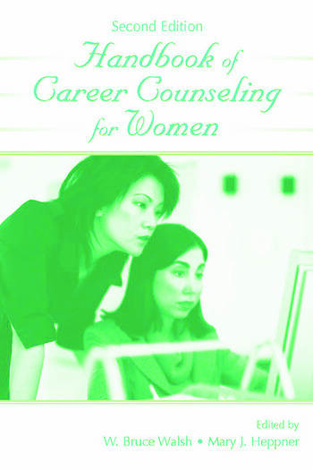 Handbook of Career Counseling for Women book cover