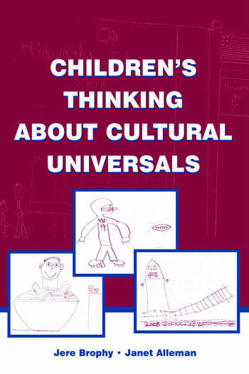Children's Thinking About Cultural Universals book cover