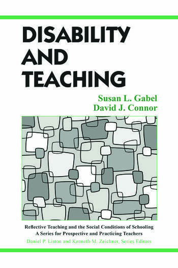 Disability and Teaching book cover