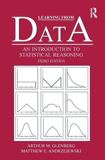 Learning From Data An Introduction To Statistical Reasoning book cover