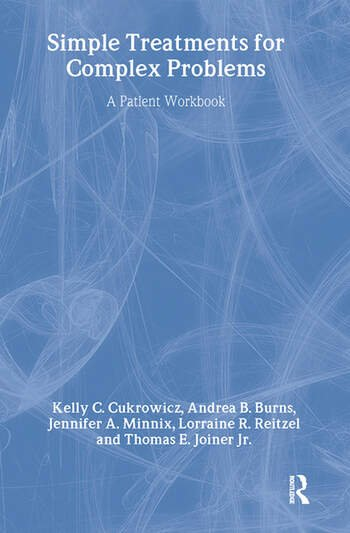 Simple Treatments For Complex Problems A PATIENT WORKBOOK book cover