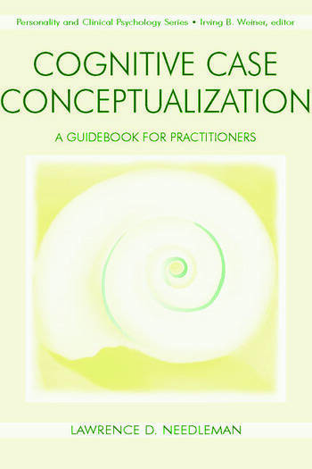 Cognitive Case Conceptualization A Guidebook for Practitioners book cover