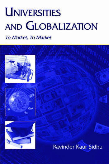 Universities and Globalization To Market, To Market book cover