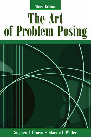 The Art of Problem Posing book cover
