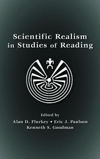 Scientific Realism in Studies of Reading book cover