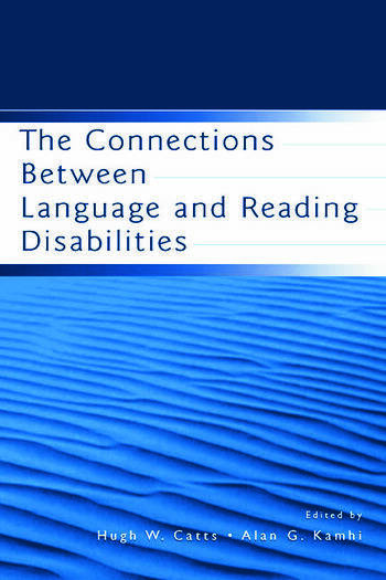 The Connections Between Language and Reading Disabilities book cover