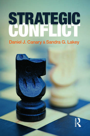 Strategic Conflict book cover