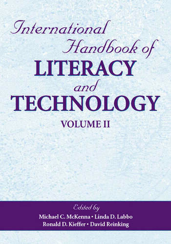 International Handbook of Literacy and Technology Volume II book cover
