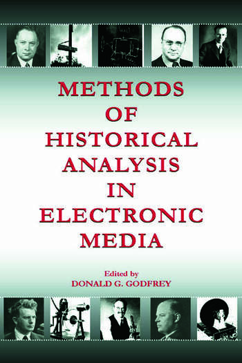 Methods of Historical Analysis in Electronic Media book cover