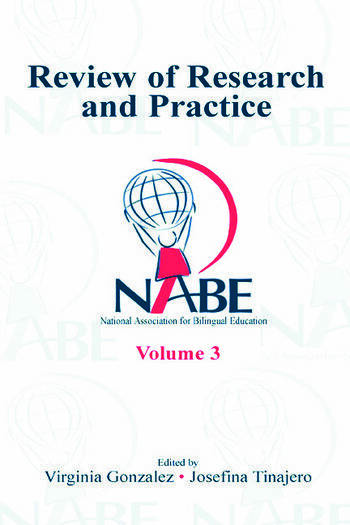 NABE Review of Research and Practice Volume 3 book cover