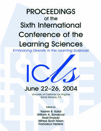 Embracing Diversity in the Learning Sciences Proceedings of the Sixth International Conference of the Learning Sciences book cover