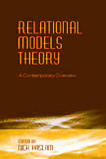 Relational Models Theory A Contemporary Overview book cover