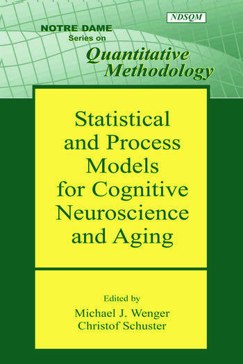 Statistical and Process Models for Cognitive Neuroscience and Aging book cover