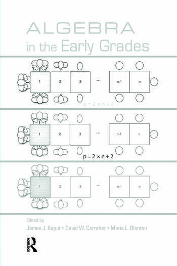 Algebra in the Early Grades book cover