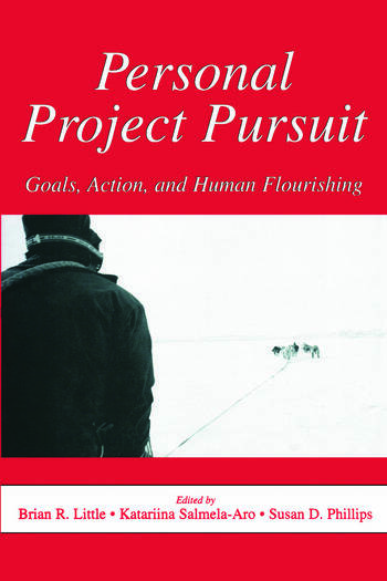 Personal Project Pursuit Goals, Action, and Human Flourishing book cover